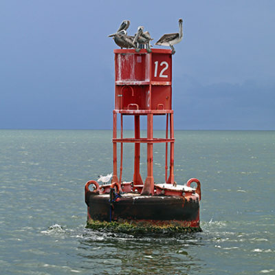 Buoy 12 print for sale.