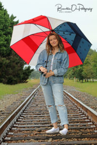 Grace Umbrella print for sale